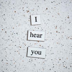 Listening | leader